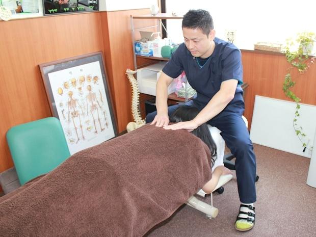 施術中の写真3